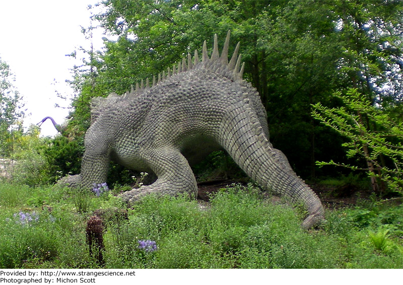 Strange Science: Dinosaurs and Dragons