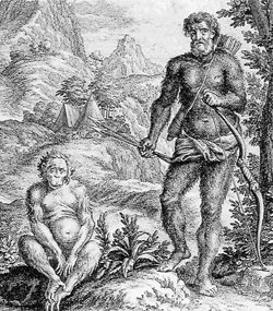 Esau and satyr