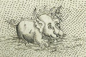 strange science sea monsters